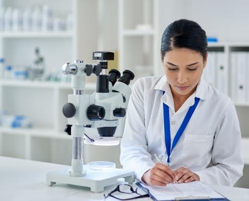 Akkreditierung Labor